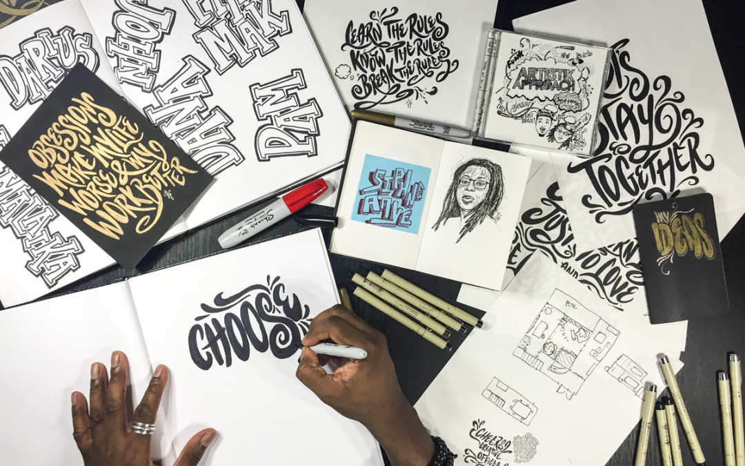 Artist Spotlight: Musically-Creative-Directive-Design with Eso Tolson